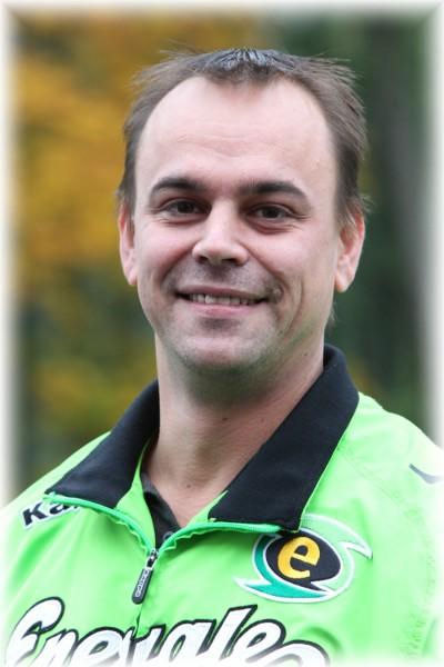 """Asistent trenéra skupiny """"C""""  Josef Poizl"""
